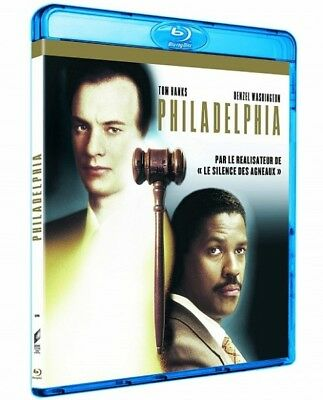 Philadelphia (tom Hanks, Denzel Washington) BLU-RAY NEUF SOUS BLISTER