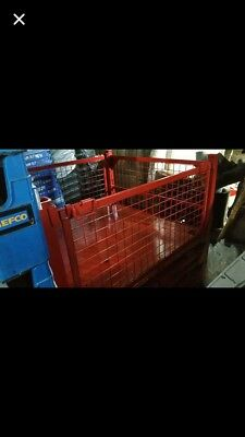 Heavy Duty Steel Cage