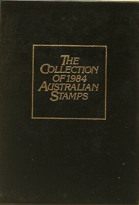 The Collection Of 1984 Australian Stamps USED