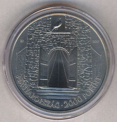 Hungary 2000 Ft 2017 BU - 500th Anniversary of the Reformation