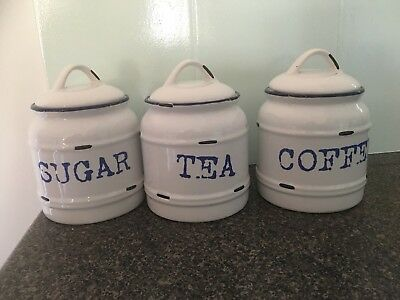 Kitchen Canister Set From 1825 Interiors