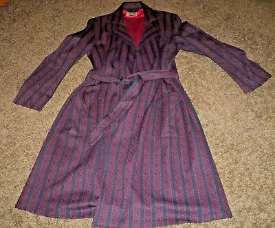 Vintage Men's robe State O Maine for Abraham & Straus A&S