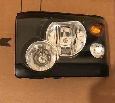 LAND ROVER DISCOVERY Td5 2 Faro Sinistro