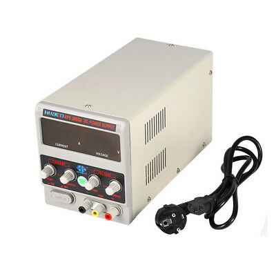 Adjustable LED Regulated Variable DC Power Supply Unit Lab Grade 30V 5A UK Sale