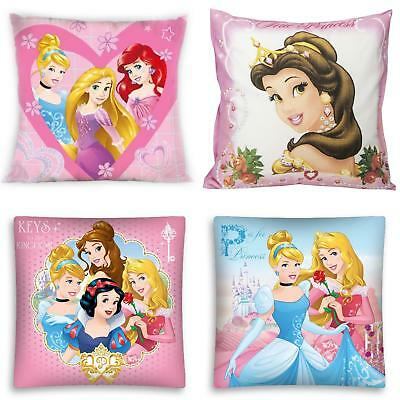 Disney Kissenbezug 40 cm x 40 cm Princess