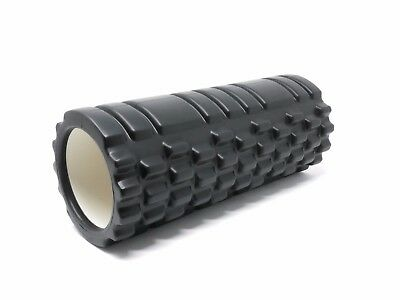 Foam roller with trigger massage point zones deep massage rehab/physio cross-fit