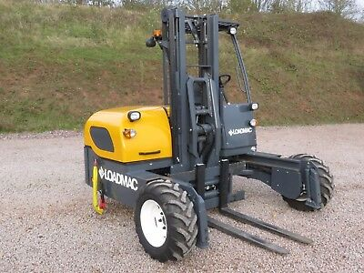 2017 Loadmac 825 2.5 Ton Forklift ONLY 7  Engine Hours!!