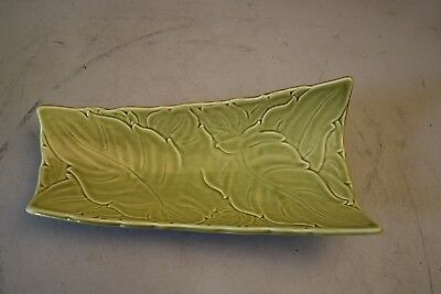 Russell Wright Woodfield Steubenville Golden Fawn 3 Toed Celery Centerpiece Dish