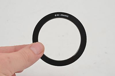 EXC++ GENUINE COKIN A SERIES 52mm ADAPTER RING, MADE IN FRANCE