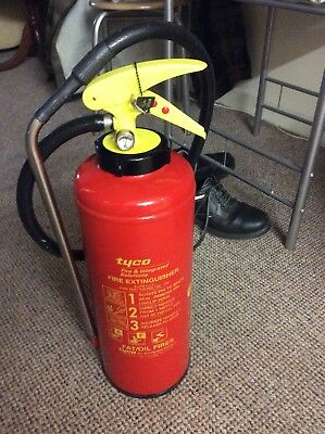 6 ltr wet chemical (fat fryers) extinguisher