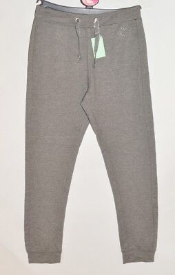NEW Lisa Rose Grey PE Jogging Bottoms Trousers Age 6 7 10 11 12 13 14 Years A31
