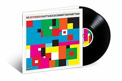 BEASTIE BOYS ~ HOT SAUCE COMMITTEE PART TWO ~ 2 x 180gsm VINYL LP ~ *NEW/SEALED*