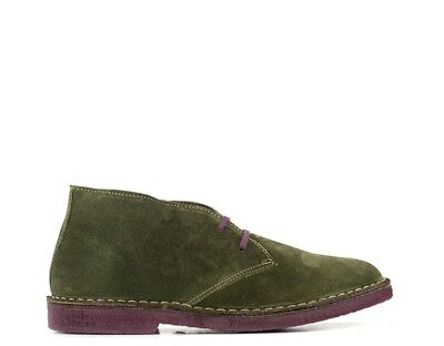 Scarpe WALLY WALKER Uomo FORESTA Pelle naturale 005-360S