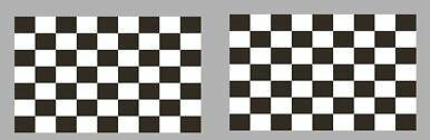 8 x CHEQUERED FLAG DECALS / STICKERS - VARIOUS SIZES