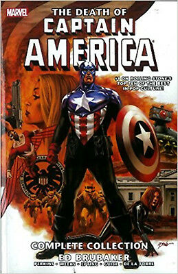 Captain America: The Death of Captain America: The Complete Collection, Ed Bruba