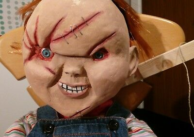 chucky puppe marionette