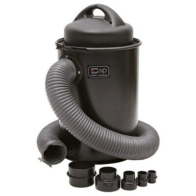 Sip 01929 50 Litre Dust Extractor 240volt with free 5pce Adaptor kit