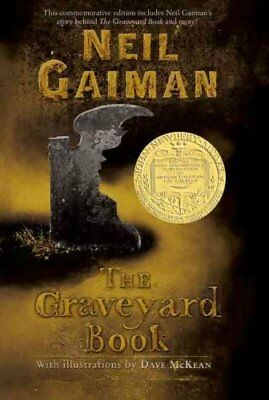 The Graveyard Book by Neil Gaiman 9780062349187 (Paperback, 2014)