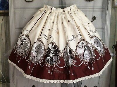 Alice and the Pirates Melty Mermaid gothic lolita kawaii Skirt
