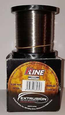 P-LINE EXTRUSION / EVOLUTION FISHING LINE 12lb