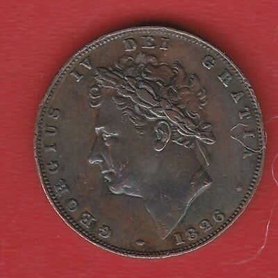 Great Britain Farthinf 1826