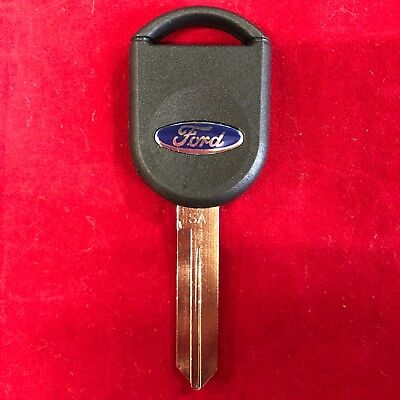New Genuine OEM Ford 4D63 Crypto 80 Bit Transponder Jewel Key 5913441 164-R8040