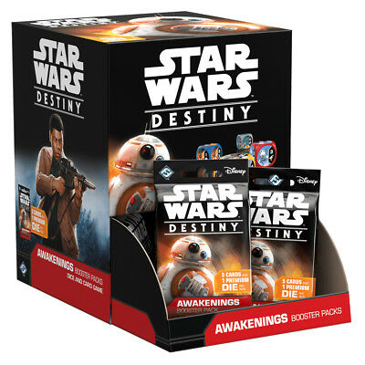 Star Wars Destiny Awakening - Booster Box  FACTORY SEALED