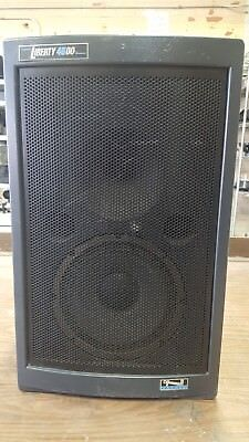 ANCHOR AUDIO LIBERTY MP-4501 DUAL FUNCTION SPEAKER SYSTEM avc