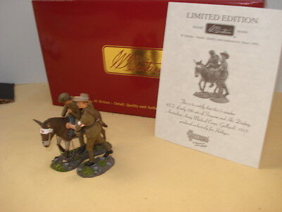 Britains Simpson and his Donkey. Gallipoli, Limited Edition ANZAC tribute.