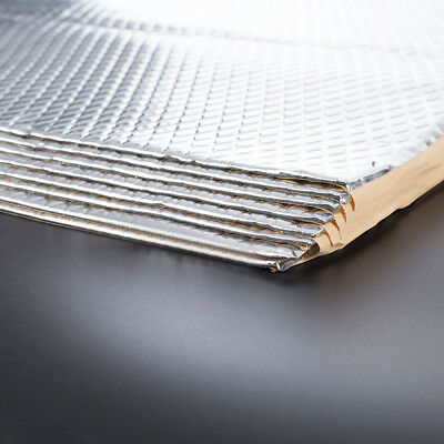 New 80 mil Car Sound Deadening Mat Sound Deadener Insulation Material US Stock