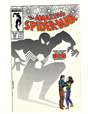 The Amazing Spider-Man #290 (1987, Marvel) VF Peter Proposes to MJ