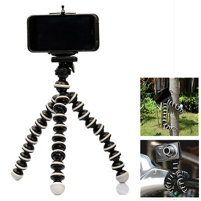 2-In-1 Multi-Function Octopus Tripod for Digital Camera iPhone 8 x Galaxy s8