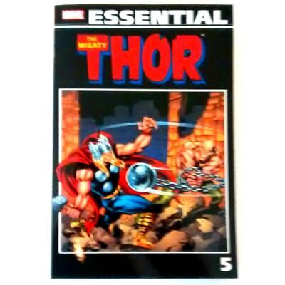 MARVEL ESSENTIALS MIGHTY THOR volume 3 Trade Paperback (UNREAD) SEE MORE TPB HCs