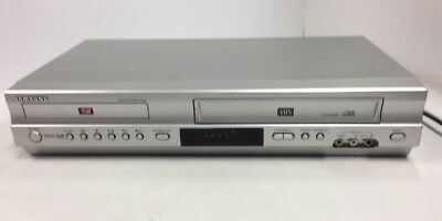 Samsung DVD-V4600 DVD VCR Combo Player VHS Player Broken Tested Preowned
