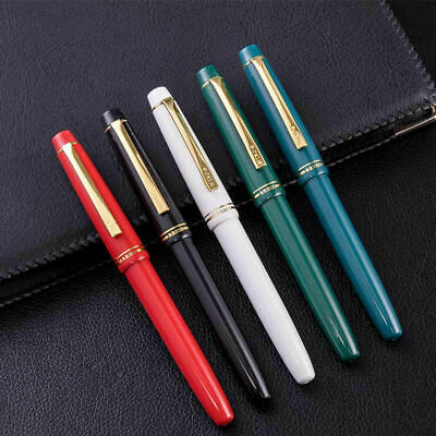 2018 Wing Sung 3001A Fountain Pen Screw Smoothly Extra Fine EF Nib 0.38mm Gifts