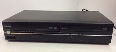Toshiba SD-V296-K-TU DVD VCR Combo Player Tested Preowned VHS Player