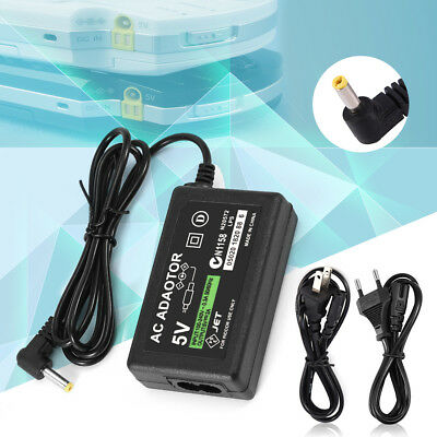 Home Wall Charger AC Adapter Power Supply Cord for Sony PSP 1000/2000/3000 EU/US