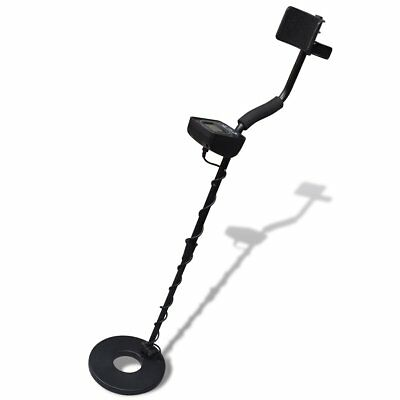 "Waterproof Metal Detector Gold Digger Hunter Deep Sensitive Search Coil 8"" LCD"