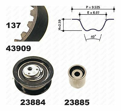 MAPCO _ Timing Belt Timing Belt Kit for Ford, VW, Seat