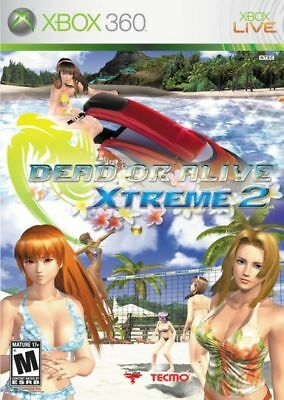 Dead or Alive Xtreme 2 (Xbox 360) – Complete