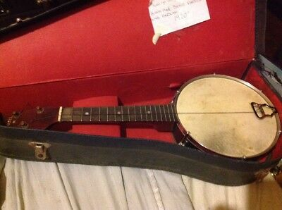 Antique Collectable George Houghton&sons British Made Banjo Mandolin 1920S