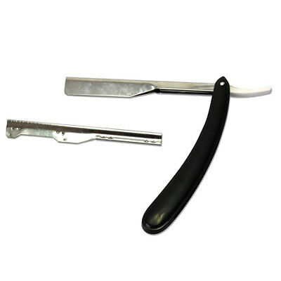 1 pc Shaving Straight Barber Razor Holder Foldable Without Blades High Quality