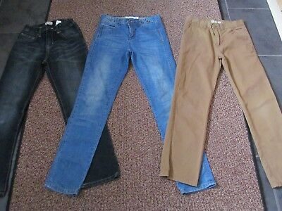 Boys size 10-11 years jeans bundle