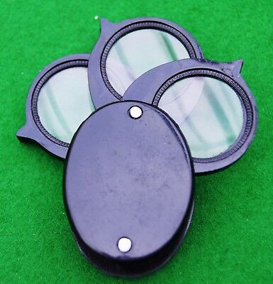Magnifier with 3 lens. Compact size, useful tool for jewellery/antique repair