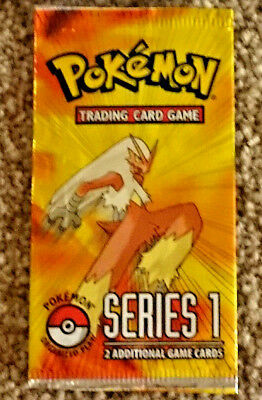 Sealed Pokemon POP 1 Series Booster Pack