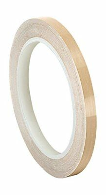 Tapecase 5498 1 cm x 32,9 m marrone PTFE film tape, convertito da (E4O)