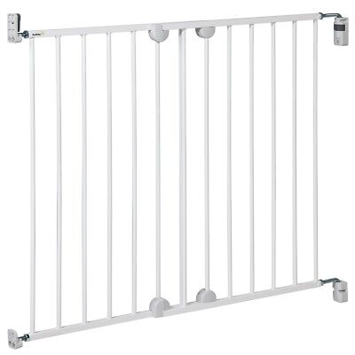 Safety 1st Pet Baby Safety Gate Guard Wall Fix Extending Metal 72.5 cm 24384312
