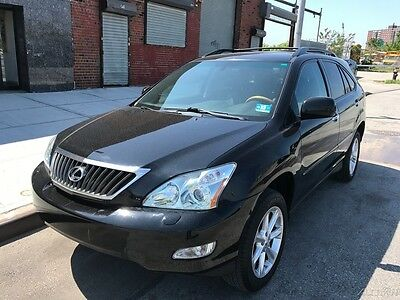 2008 Lexus RX Base Sport Utility 4-Door 2008 Used 3.5L V6 Automatic AWD SUV Premium