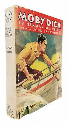 Herman Melville - Moby Dick - Teleplay Edition, 1925 [1934] - John Barrymore