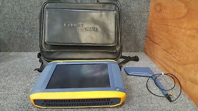 Fluke Optiview XG Network Analysis Tablet **NO AC-ADAPTER INCLUDED**